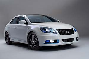 Click here to open the Suzuki Kizashi EcoCharge Concept gallery
