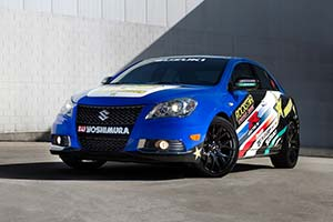 Click here to open the Suzuki Kizashi Apex Concept gallery