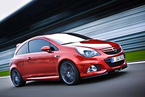 Click here to open the Opel Corsa OPC Nürburgring Edition gallery