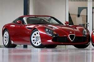 Click here to open the Alfa Romeo TZ3 Stradale gallery