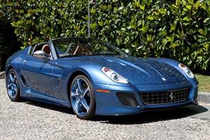 Click here to open the Ferrari Superamerica 45 gallery