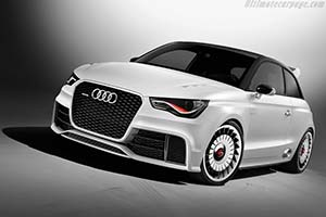 Click here to open the Audi A1 clubsport quattro gallery