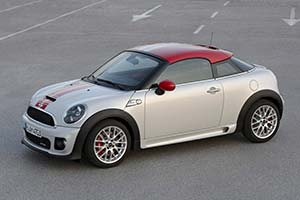 Click here to open the MINI John Cooper Works Coupé gallery