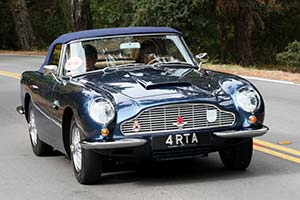 Click here to open the Aston Martin Short Chassis Volante gallery