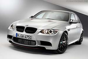 Click here to open the BMW E90 M3 CRT gallery