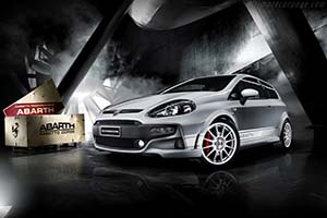 Click here to open the Fiat Punto Evo esseesse gallery