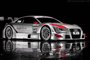 Click here to open the Audi A5 DTM gallery