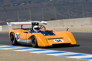Click here to open the McLaren M8C Chevrolet gallery