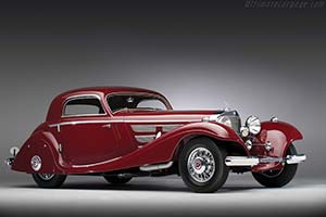 Click here to open the Mercedes-Benz 540 K Spezial Coupe gallery