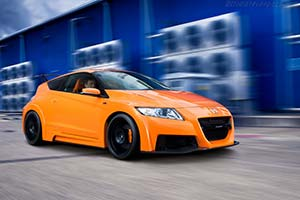 Click here to open the Honda CR-Z Mugen RR Concept gallery