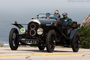Click here to open the Bentley 3 Litre Park Ward Tourer gallery