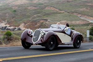 Click here to open the Alfa Romeo 8C 2900A Spider gallery