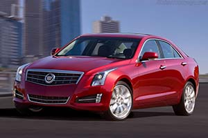 Click here to open the Cadillac ATS gallery