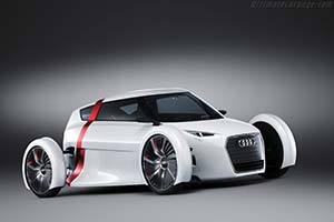 Click here to open the Audi Urban Concept gallery