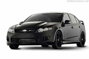 Click here to open the Ford FPV GT Black gallery