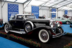 Click here to open the Duesenberg J Murphy 'Whittell' Coupe gallery