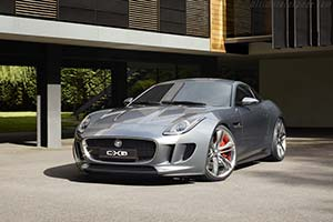 Click here to open the Jaguar C-X16 Concept gallery