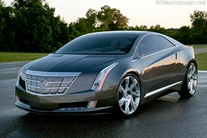 Click here to open the Cadillac ELR Concept gallery
