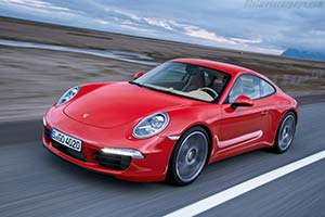 Click here to open the Porsche 911 Carrera gallery