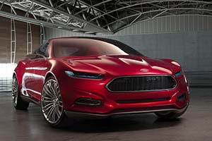 Click here to open the Ford Evos Concept gallery