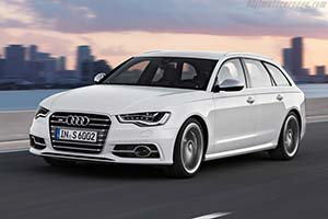 Click here to open the Audi S6 Avant gallery