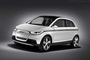Click here to open the Audi A2 Concept gallery