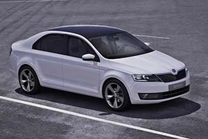 Click here to open the Skoda MissionL Concept gallery