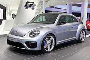 Click here to open the Volkswagen Beetle R Concept gallery
