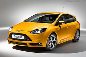 Click here to open the Ford Focus ST gallery