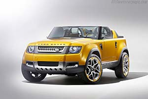 Click here to open the Land Rover DC100 Sport Concept gallery