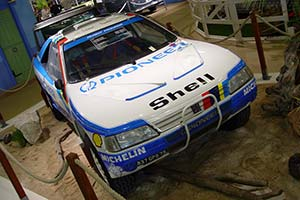 Click here to open the Peugeot 405 T16 Grand Raid gallery