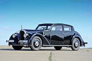 Click here to open the Voisin C25 Cimier gallery