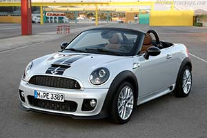 Click here to open the MINI Cooper S Roadster gallery