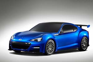 Click here to open the Subaru BRZ Concept-STI gallery