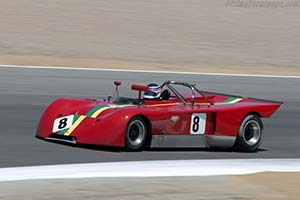 Click here to open the Chevron B16 Spyder Cosworth gallery