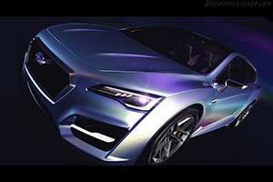 Click here to open the Subaru Advanced Tourer Concept gallery