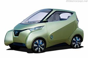 Click here to open the Nissan Pivo 3 Concept gallery