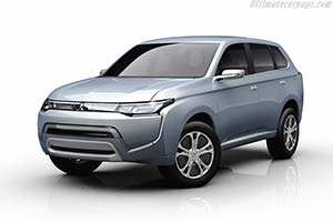 Click here to open the Mitsubishi PX-MiEV II Concept gallery