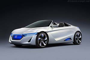 Click here to open the Honda EV-STER Concept gallery