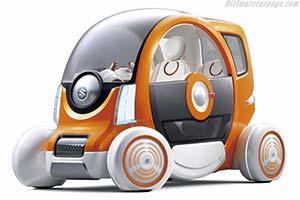 Click here to open the Suzuki Q Concept gallery