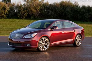 Click here to open the Buick Lacrosse GL Concept gallery