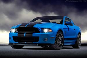 Click here to open the Ford Shelby Mustang GT500 Coupe gallery