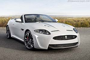 Click here to open the Jaguar XKR-S Convertible gallery