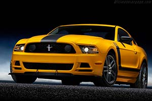 Click here to open the Ford Mustang Boss 302 gallery