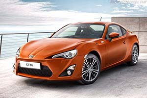 Click here to open the Toyota GT 86 gallery