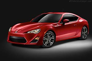 Click here to open the Scion FR-S gallery
