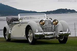 Click here to open the Austro-Daimler ADR 635 Bergmeister Armbruster Sport Cabriolet gallery