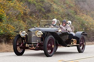 Click here to open the Hispano Suiza Alfonso XIII Jaquot Torpedo  gallery