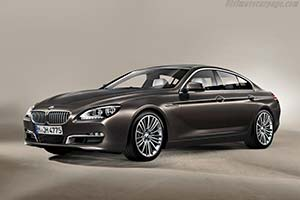 Click here to open the BMW 650i Gran Coupe gallery