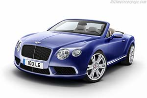 Click here to open the Bentley Continental GTC V8 gallery